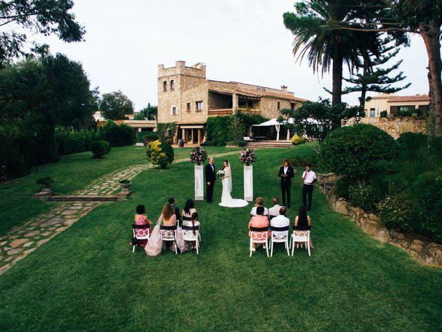 La boda de Dmitriy y Katya en Sant Antoni De Calonge, Girona 16