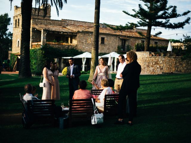 La boda de Dmitriy y Katya en Sant Antoni De Calonge, Girona 22