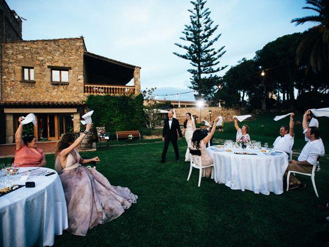 La boda de Dmitriy y Katya en Sant Antoni De Calonge, Girona 26