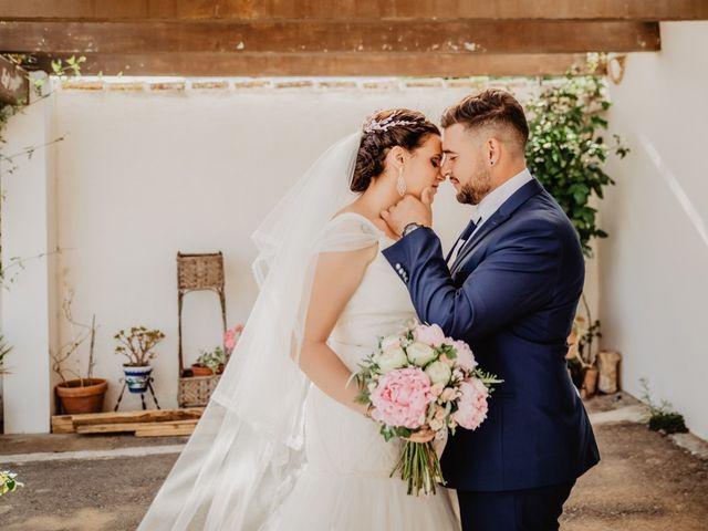 La boda de Ana y Cristóbal