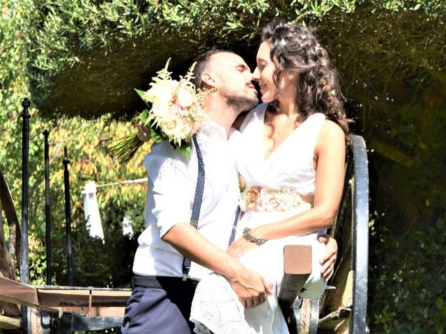La boda de Sergi  y Adonaïs en Montornes Del Valles, Barcelona 1