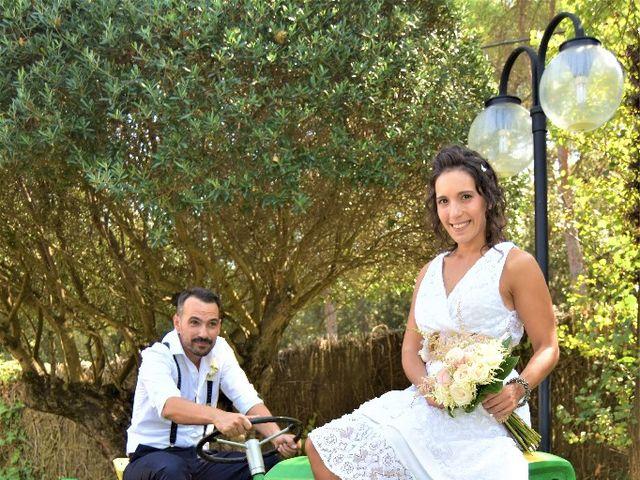 La boda de Sergi  y Adonaïs en Montornes Del Valles, Barcelona 2