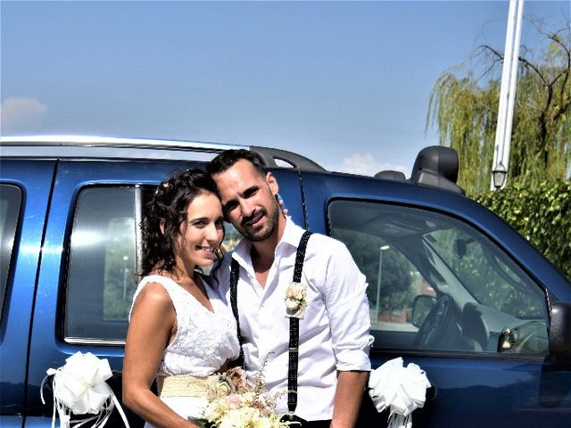 La boda de Sergi  y Adonaïs en Montornes Del Valles, Barcelona 6