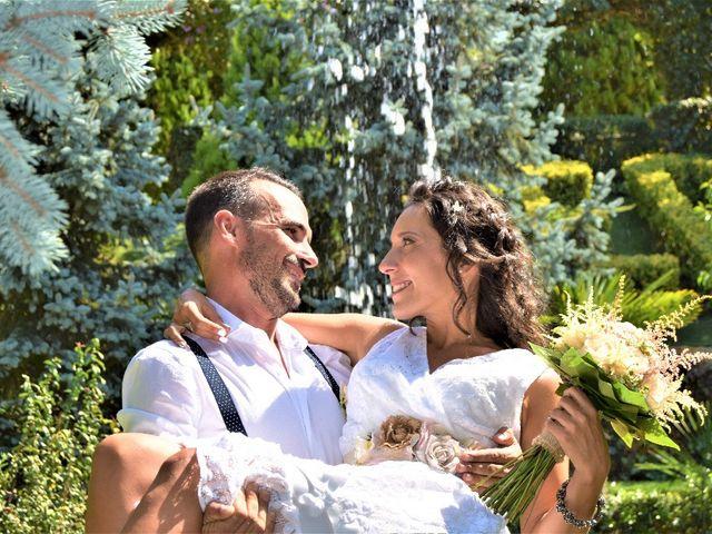 La boda de Adonaïs y Sergi