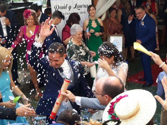 La boda de Raúl  y Laura en Toledo, Toledo 35