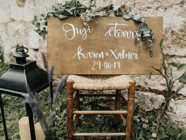 La boda de Xabier y Karen en Oiartzun, Guipúzcoa 9