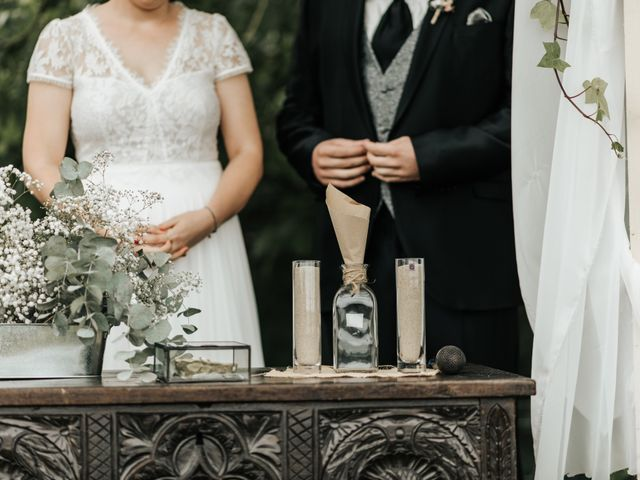 La boda de Xabier y Karen en Oiartzun, Guipúzcoa 31