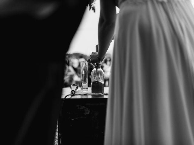 La boda de Xabier y Karen en Oiartzun, Guipúzcoa 2