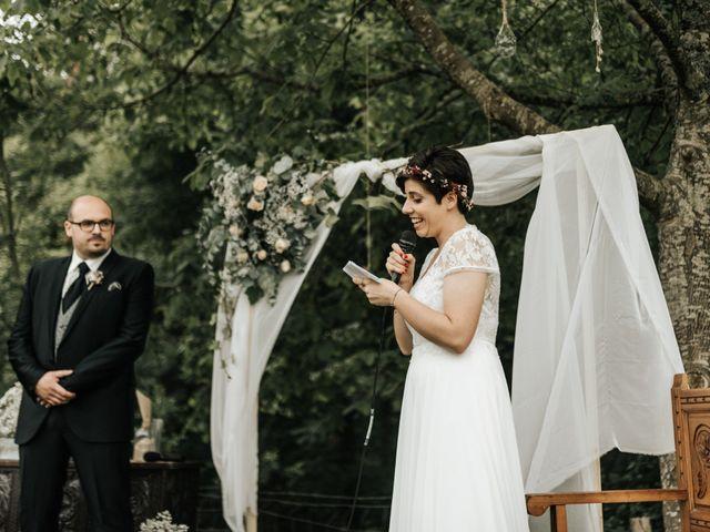 La boda de Xabier y Karen en Oiartzun, Guipúzcoa 33