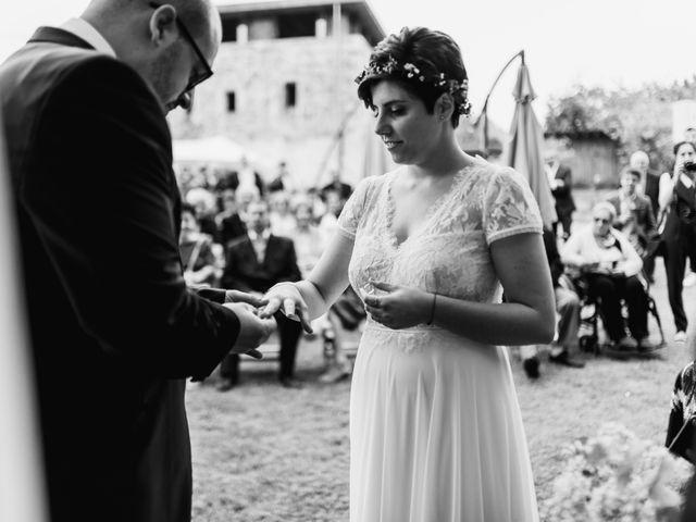 La boda de Xabier y Karen en Oiartzun, Guipúzcoa 34