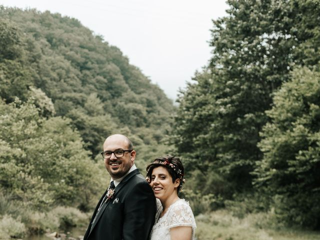 La boda de Xabier y Karen en Oiartzun, Guipúzcoa 39