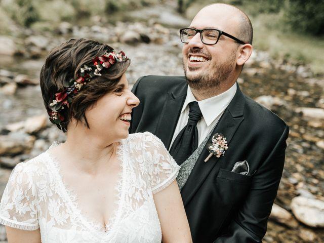 La boda de Xabier y Karen en Oiartzun, Guipúzcoa 40