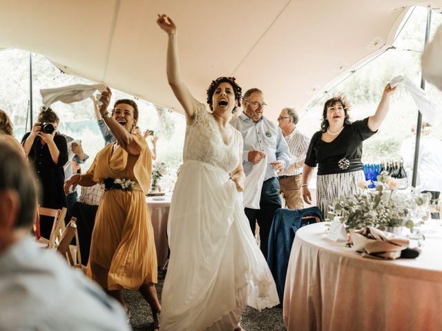 La boda de Xabier y Karen en Oiartzun, Guipúzcoa 51