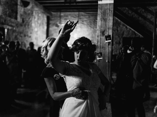 La boda de Xabier y Karen en Oiartzun, Guipúzcoa 66