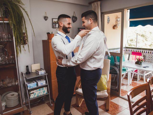 La boda de Óscar y María del Mar en Velez Malaga, Málaga 1
