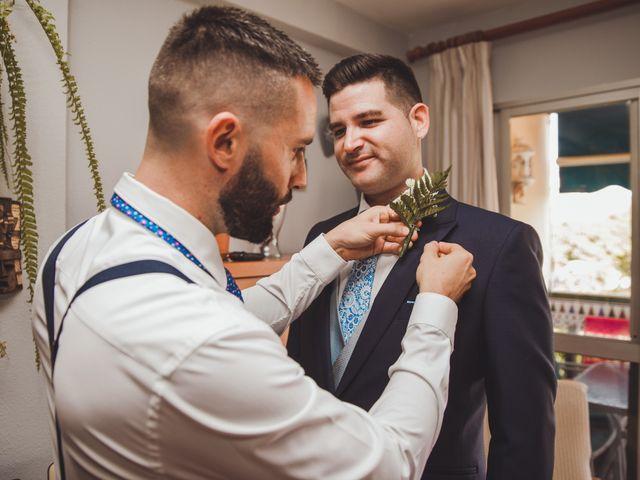La boda de Óscar y María del Mar en Velez Malaga, Málaga 5