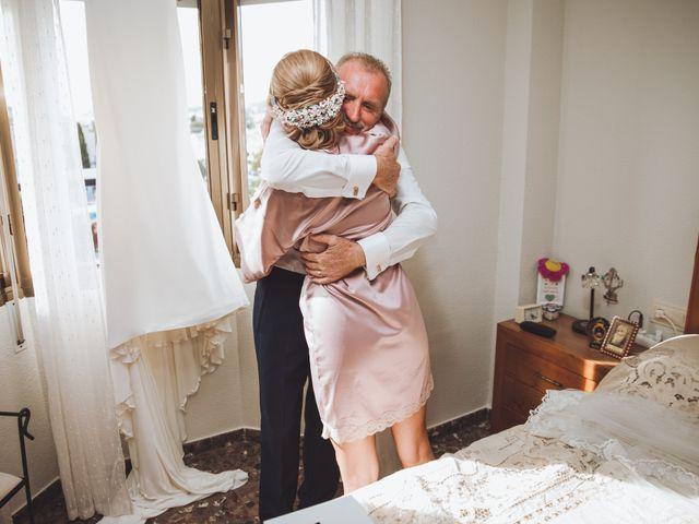 La boda de Óscar y María del Mar en Velez Malaga, Málaga 13