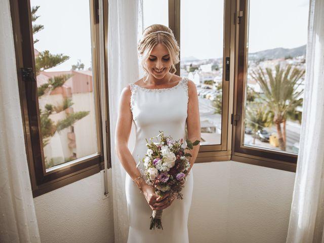 La boda de Óscar y María del Mar en Velez Malaga, Málaga 17