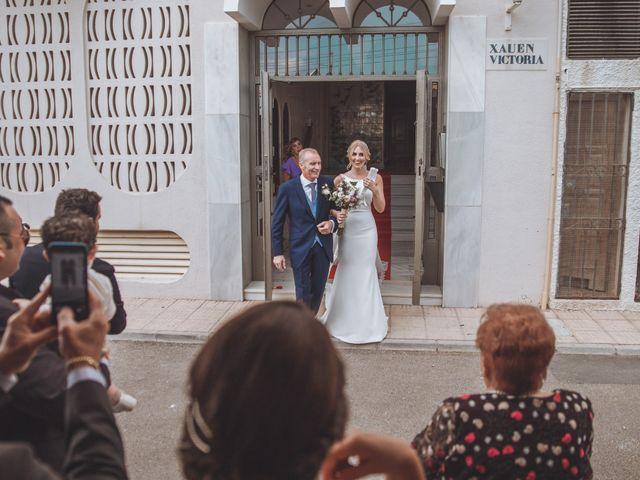 La boda de Óscar y María del Mar en Velez Malaga, Málaga 19