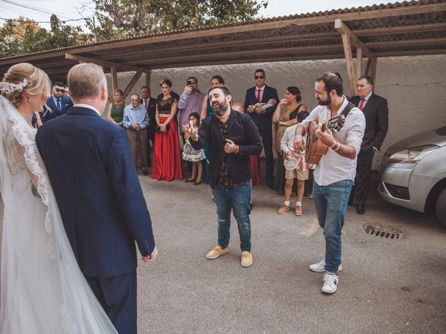La boda de Óscar y María del Mar en Velez Malaga, Málaga 20