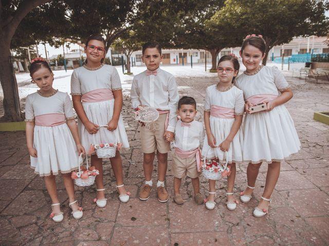 La boda de Óscar y María del Mar en Velez Malaga, Málaga 22