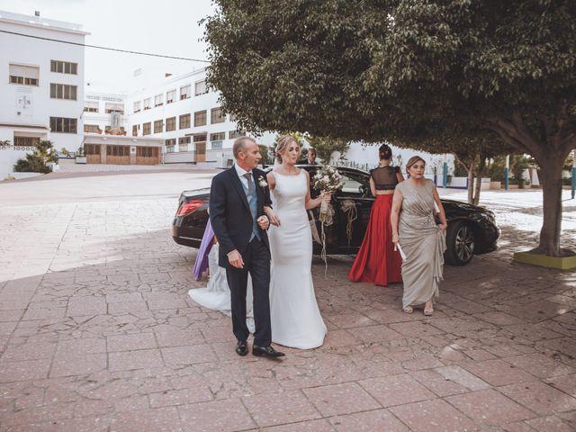 La boda de Óscar y María del Mar en Velez Malaga, Málaga 24