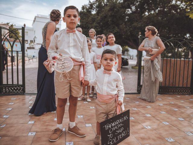 La boda de Óscar y María del Mar en Velez Malaga, Málaga 25