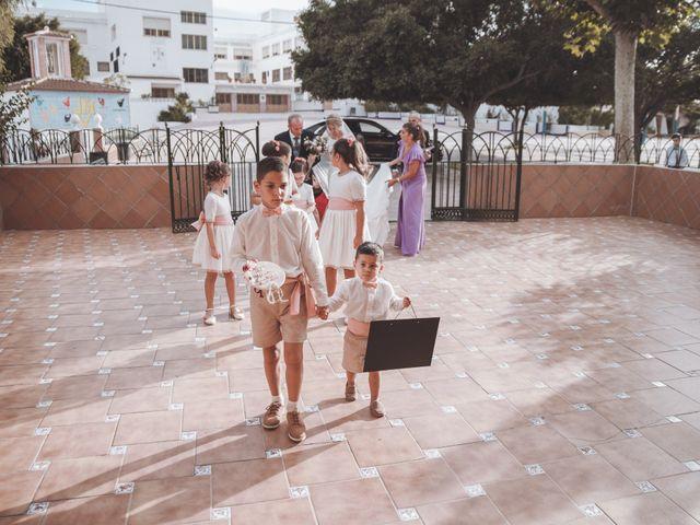La boda de Óscar y María del Mar en Velez Malaga, Málaga 26