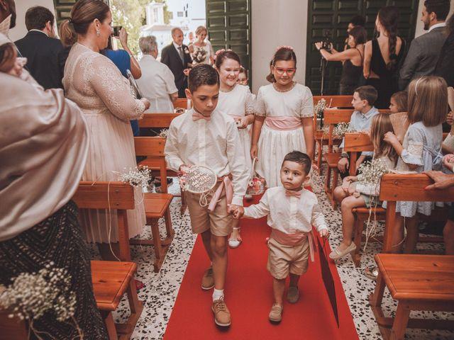 La boda de Óscar y María del Mar en Velez Malaga, Málaga 27