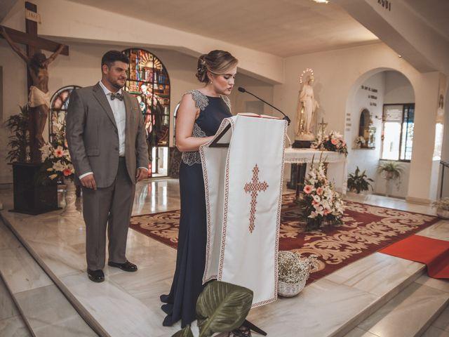 La boda de Óscar y María del Mar en Velez Malaga, Málaga 29