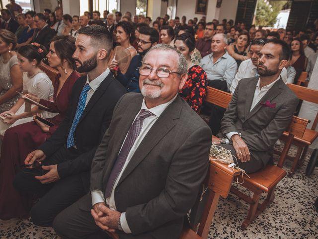 La boda de Óscar y María del Mar en Velez Malaga, Málaga 30