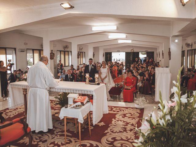 La boda de Óscar y María del Mar en Velez Malaga, Málaga 31