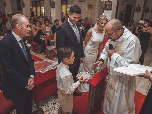La boda de Óscar y María del Mar en Velez Malaga, Málaga 33