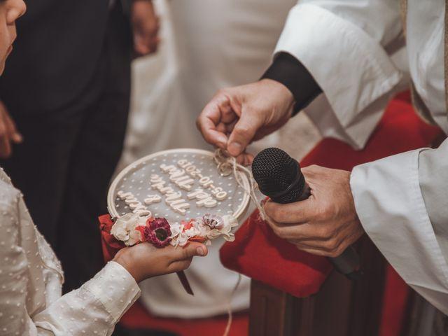 La boda de Óscar y María del Mar en Velez Malaga, Málaga 34