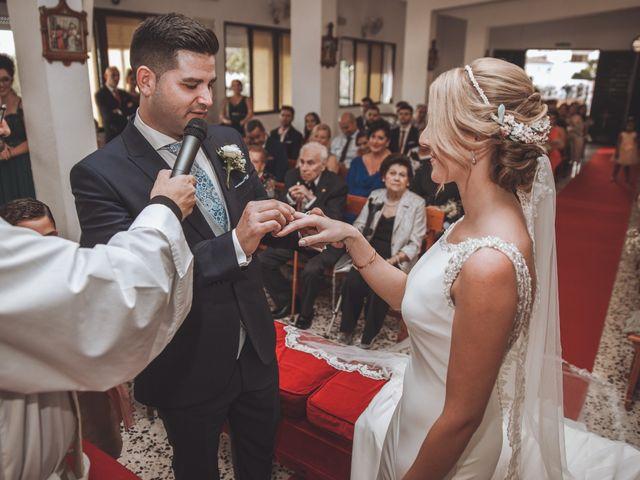La boda de Óscar y María del Mar en Velez Malaga, Málaga 35