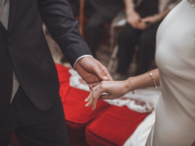 La boda de Óscar y María del Mar en Velez Malaga, Málaga 36
