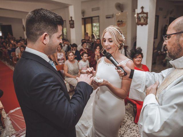 La boda de Óscar y María del Mar en Velez Malaga, Málaga 37