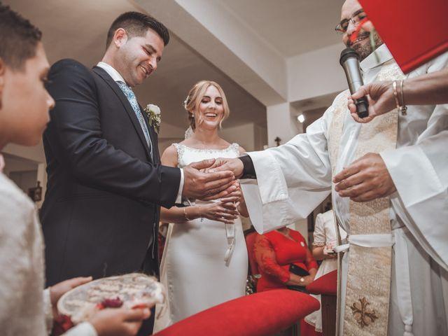 La boda de Óscar y María del Mar en Velez Malaga, Málaga 40