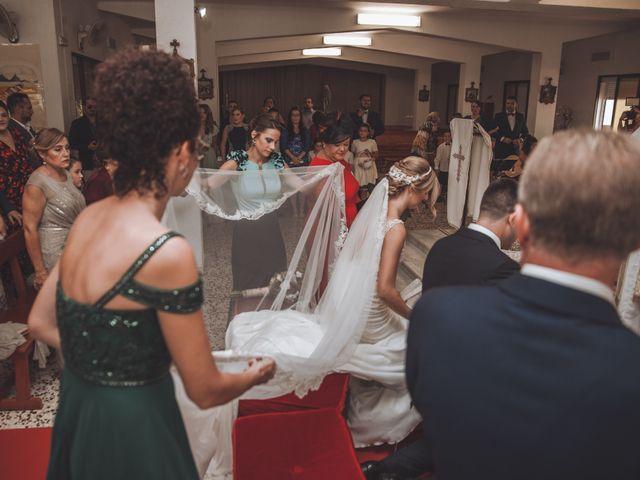 La boda de Óscar y María del Mar en Velez Malaga, Málaga 42