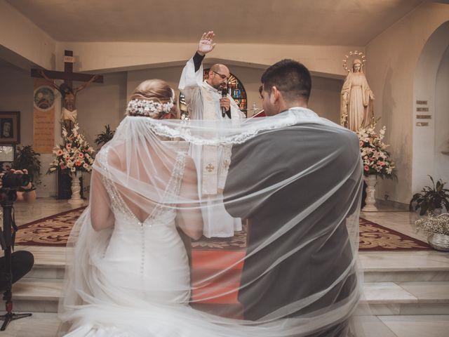 La boda de Óscar y María del Mar en Velez Malaga, Málaga 43