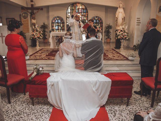 La boda de Óscar y María del Mar en Velez Malaga, Málaga 44
