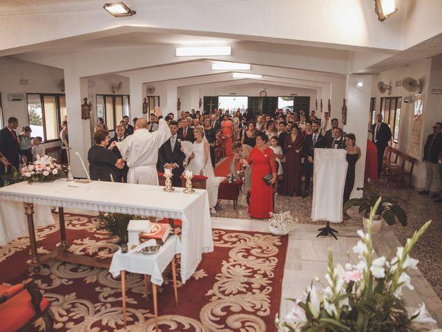 La boda de Óscar y María del Mar en Velez Malaga, Málaga 45