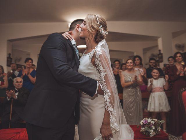 La boda de Óscar y María del Mar en Velez Malaga, Málaga 46