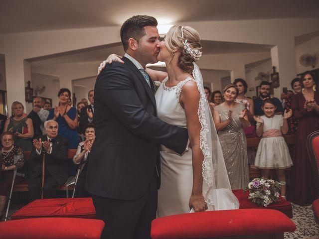 La boda de María del Mar y Óscar