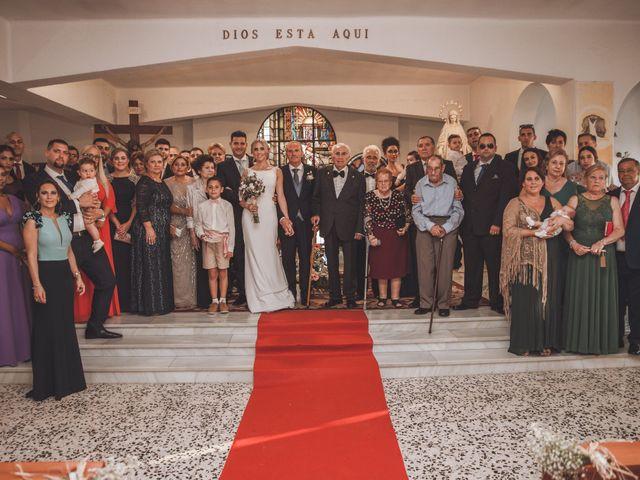 La boda de Óscar y María del Mar en Velez Malaga, Málaga 47