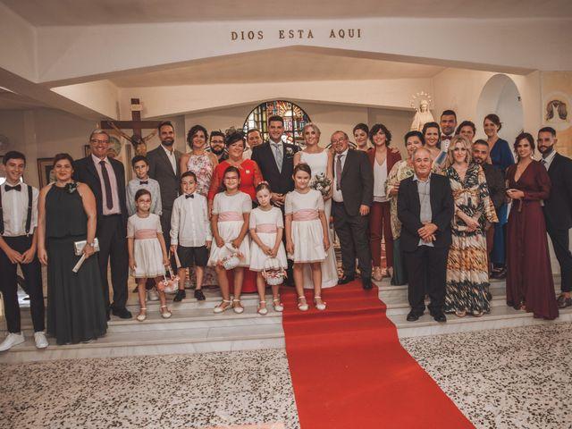 La boda de Óscar y María del Mar en Velez Malaga, Málaga 48