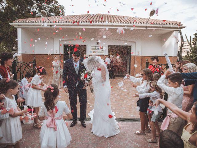La boda de Óscar y María del Mar en Velez Malaga, Málaga 49