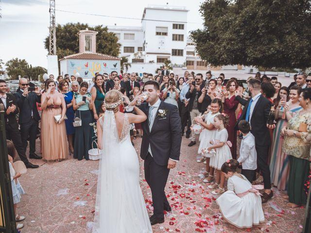 La boda de Óscar y María del Mar en Velez Malaga, Málaga 50