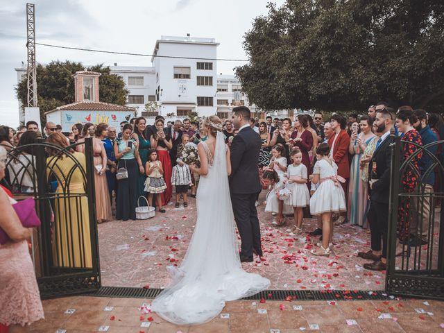 La boda de Óscar y María del Mar en Velez Malaga, Málaga 51