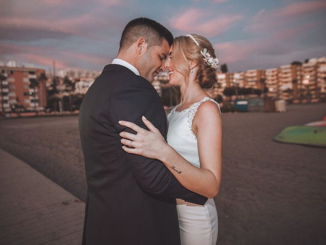 La boda de Óscar y María del Mar en Velez Malaga, Málaga 55